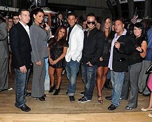 """""""Jersey Shore"""" Cast"""