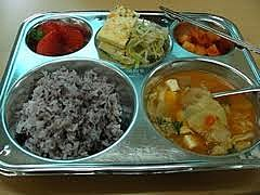 bad school lunch