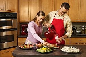 Couple Cooking - Texarkana