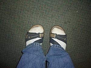Mimi Sandal Socks