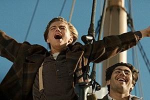 Titanic 3D featuring Leonardo DiCaprio