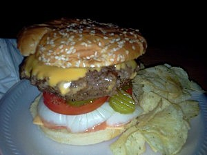 natinoal hamburger month