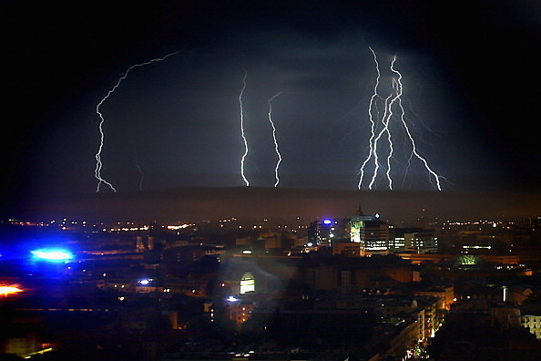 Lightning Safety Week