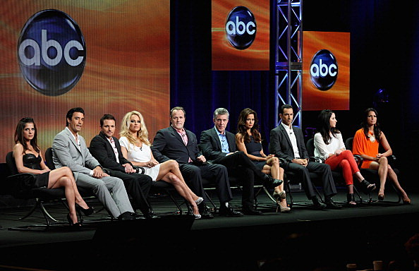 Dancing with the Stars All Star Cast