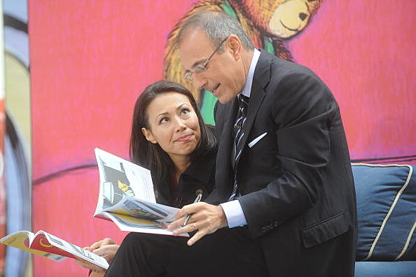 Matt Lauer Reason Ann Curry Left Today Show