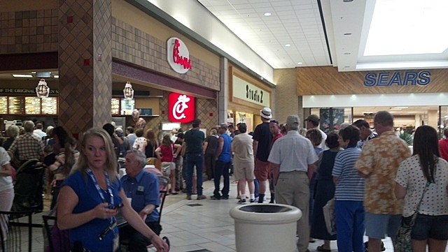 Chick-fil-A Appreciation Day - Texarkana