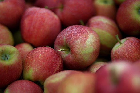 Recall: Apples at McDonald's and Burger King