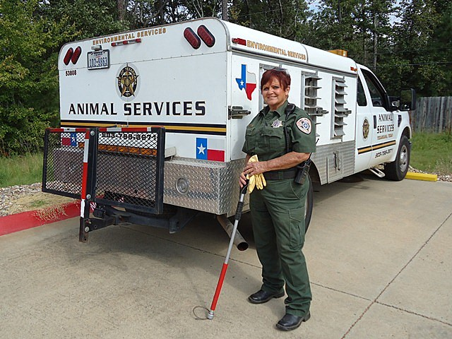 Diana Slider Animal Control Officer Retiring