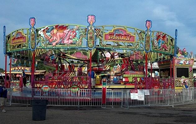 2012 Four States Fair - Fair Fun Factory