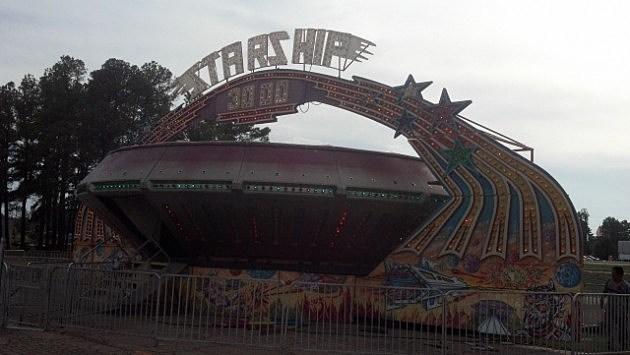 2012 Four States Fair - Starship 3000