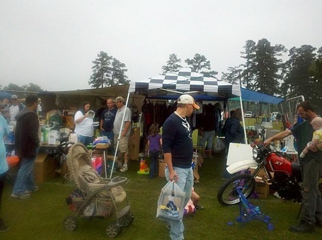 Fall Community Sale