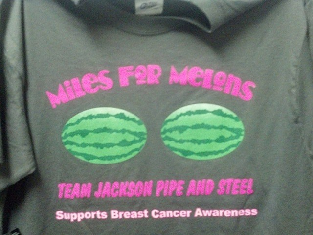 Miles for Melons