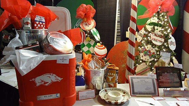 Junior League of Texarkana Mistletoe Fair