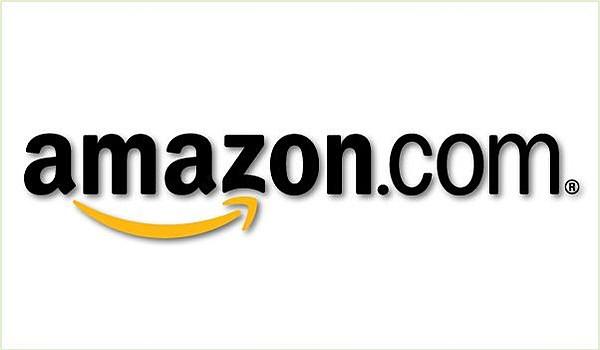 Amazon logo design trademark