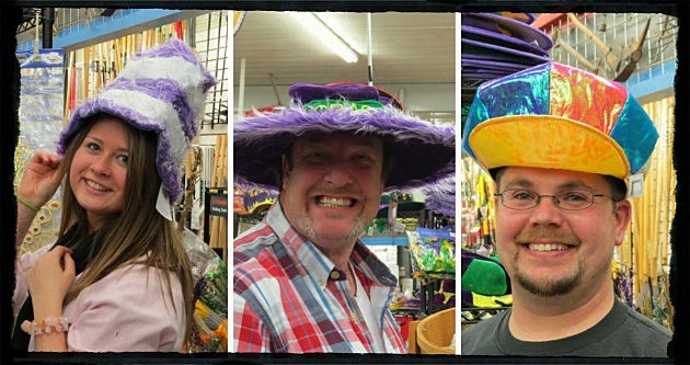 Mardi Gras Hats