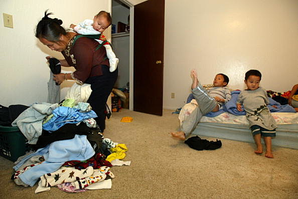 Do your kids do chores?