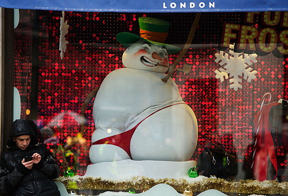 Freeze off those holiday pounds