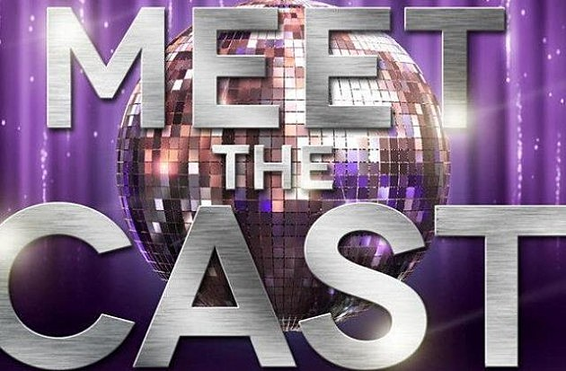 Dancing With the Stars - Meet the Cast