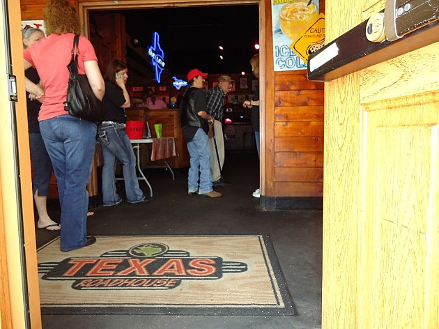 Texas Roadhouse Event