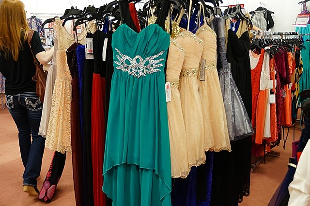 Prom Dress Color Reveals Personality