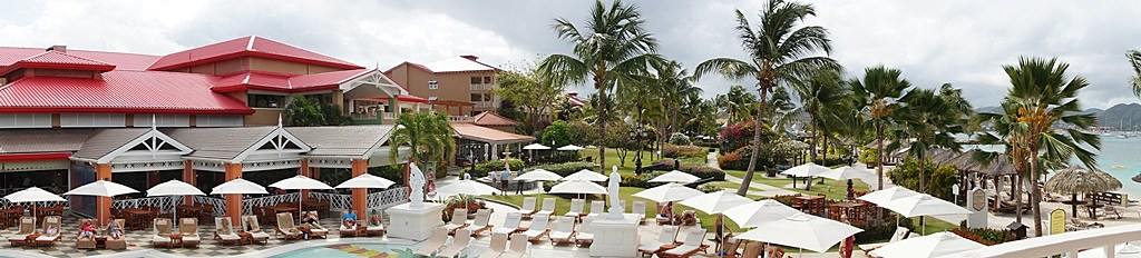 Sandals Grande St. Lucian Mimi Campbell Townsquare Media (322)