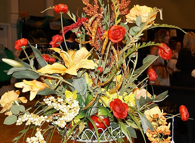 Flowers credit Mimi Campbell Townsquare Media