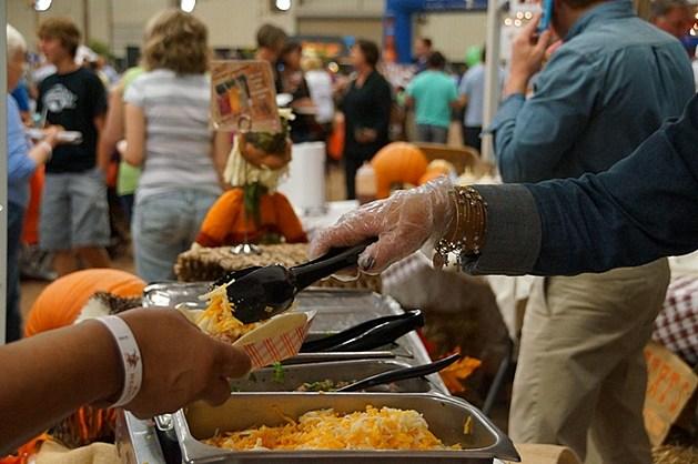 Taste of Texarkana Photo by Mimi Campbell at Townsquare Media
