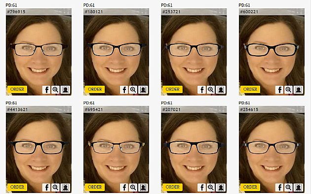 help mimi choose the right frames for her new glasses - Zenni Frames