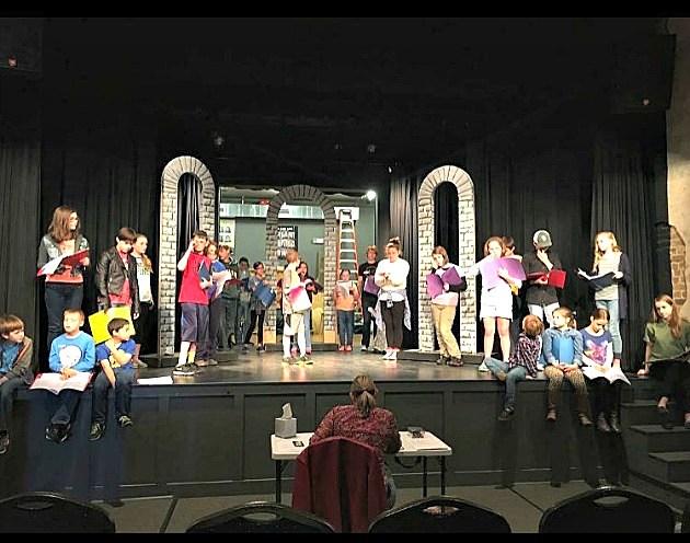 Silvermoon Children's Theatre Facebook