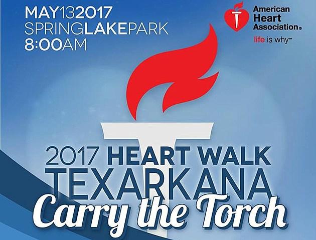 Texarkana Heart Association Faccebook