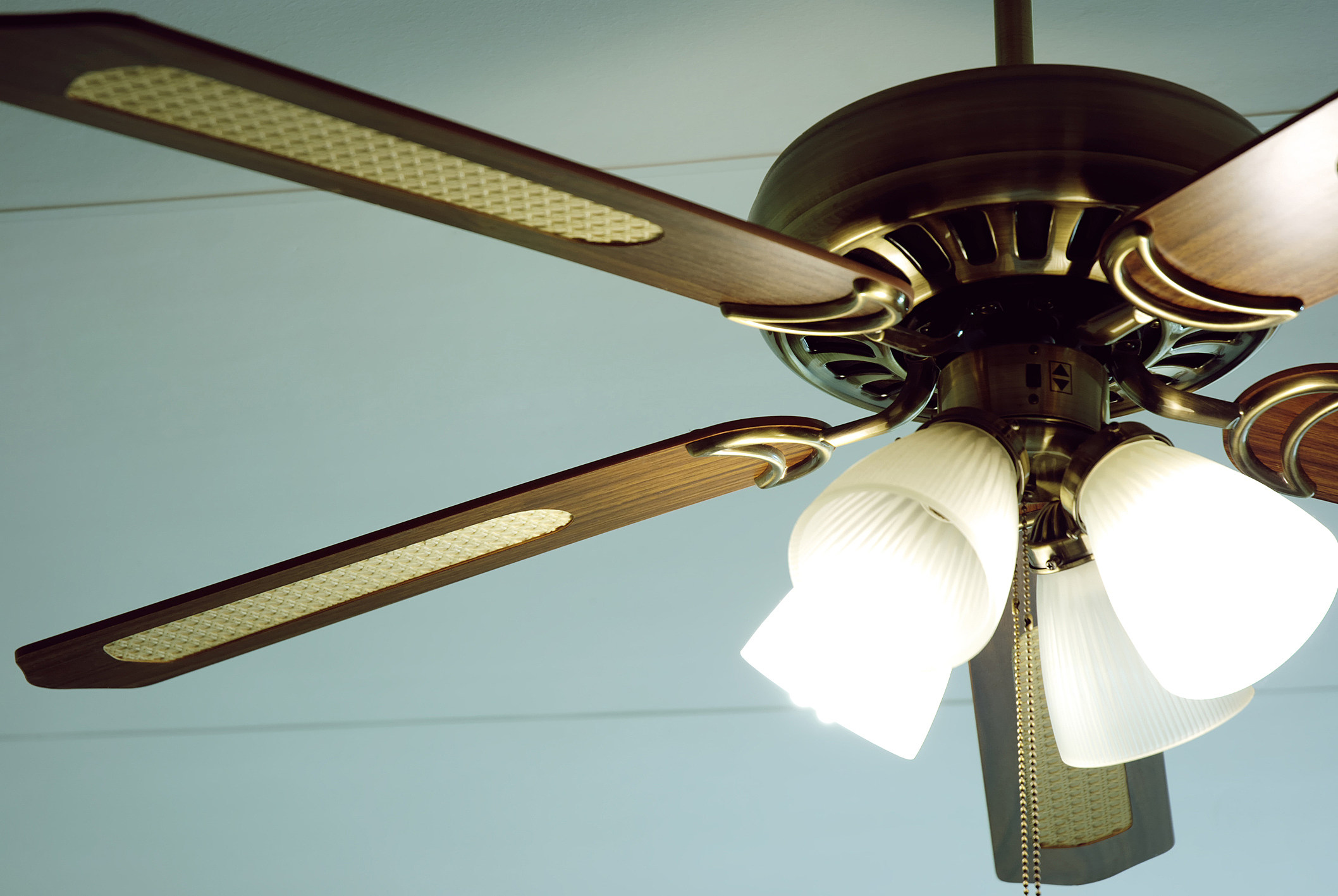 Which Direction Should Ceiling Fans Blow to Stay Cool in the Summer